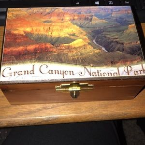 Other - Grand Canyon National Park Cedar box
